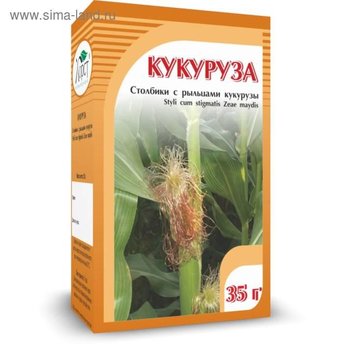 Лечебные свойства кукурузных рыльцев