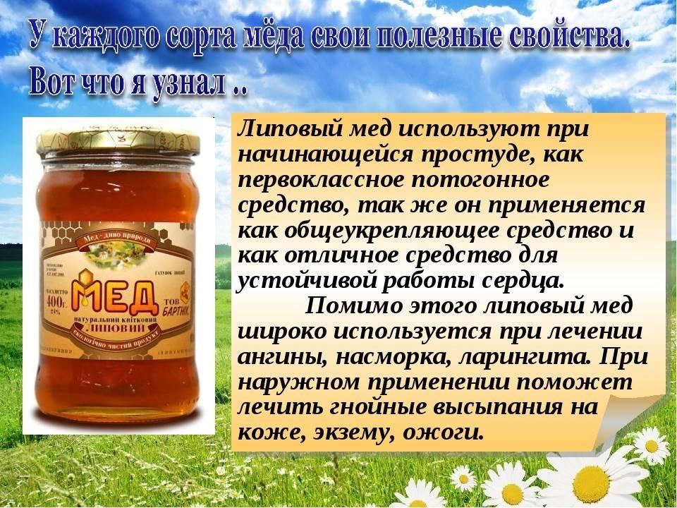Гречишный мед полезные свойства и противопоказания