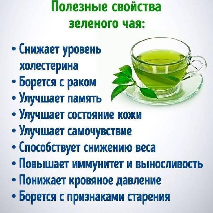 Польза и вред черного чая для организма