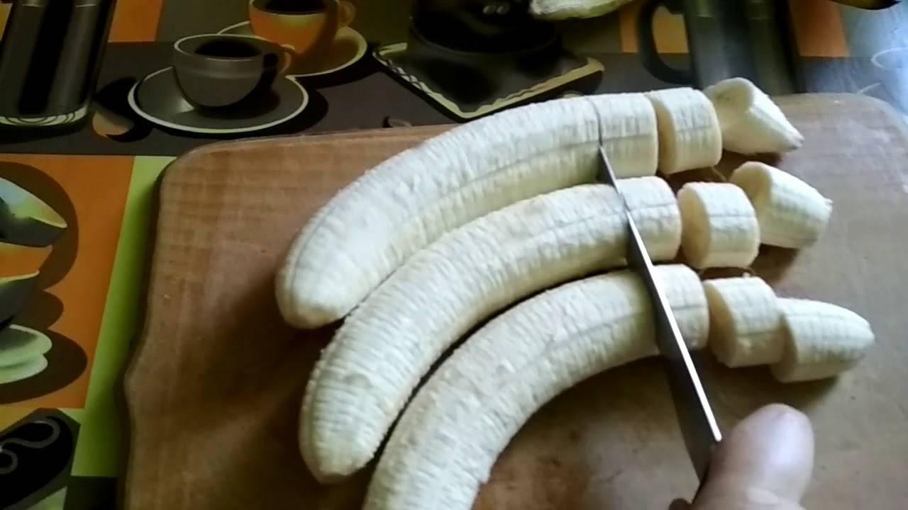 Бананы: храним правильно, а не выбрасываем