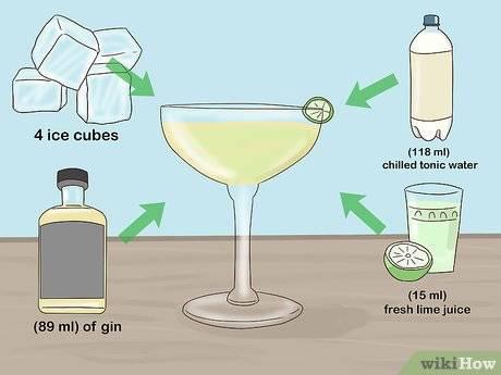 Повышаем градус: с чем пьют джин