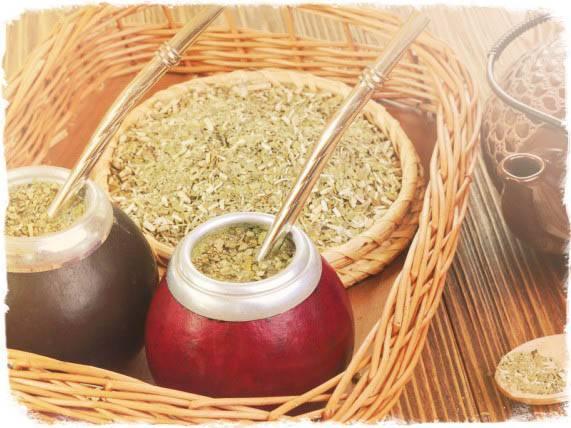 Мате – напиток из парагвая для бодрости и хорошего настроения