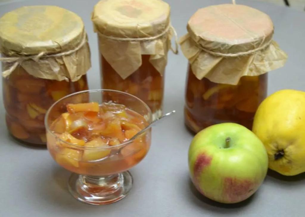 Рецепты приготовления вкусного варенья из айвы в домашних условиях