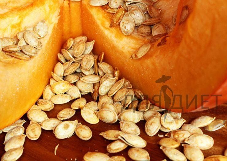 Способы сушки тыквенных семечек
