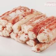 Крабовое мясо — польза и вред для организма