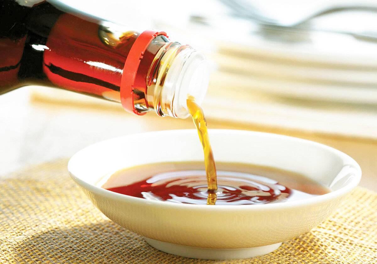 Соевый соус польза или вред для организма