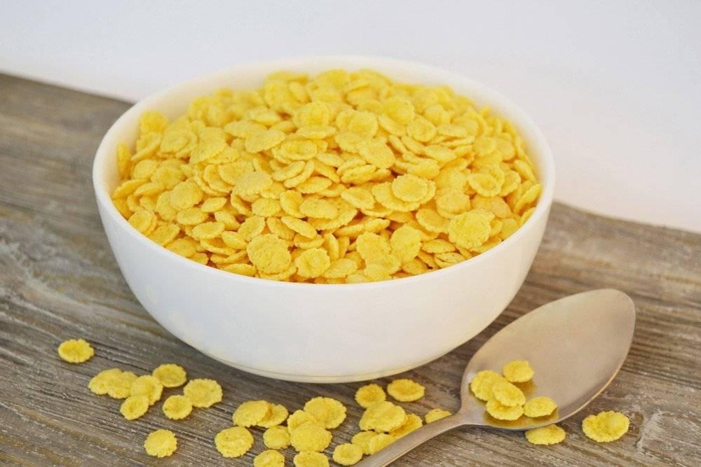 Кукурузные хлопья – больше пользы или вреда для организма?