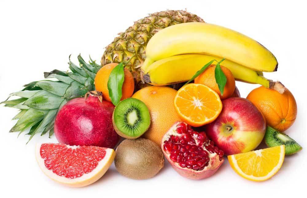 Топ-20 самых полезных овощей, фруктов и ягод для здорового питания и похудения