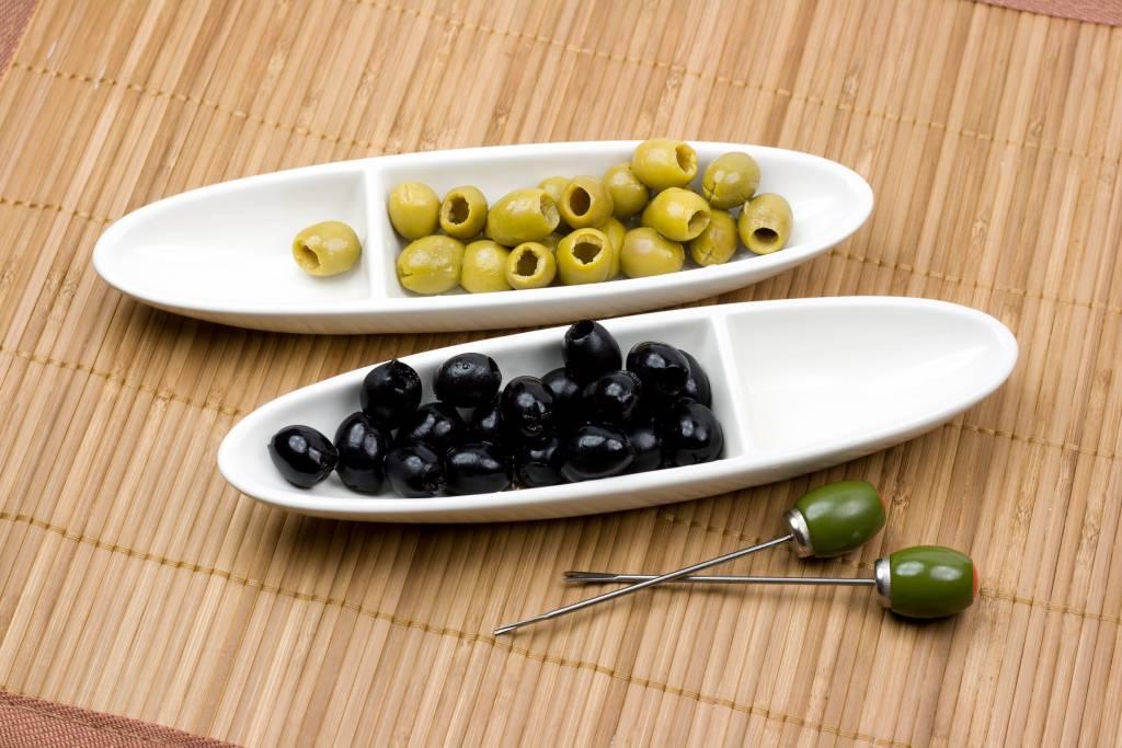 Маслины и оливки — в чем разница?
