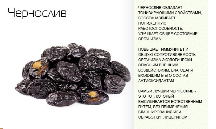 Польза и вред чернослива для организма. чем полезен чернослив?
