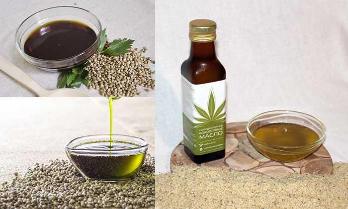 Польза и вред конопляного масла для здоровья. как принимать. история конопли
