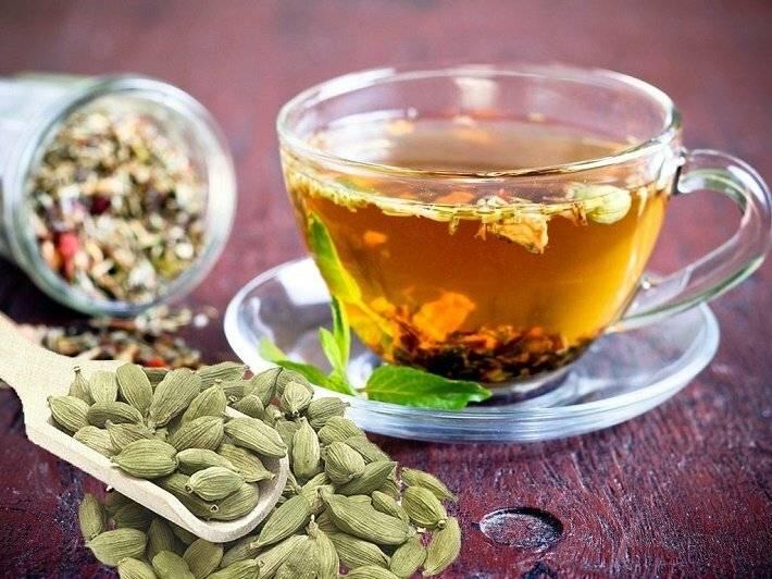 Чай с кардамоном – как заваривать, вкусные рецепты, польза и вред