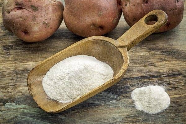 Картофельный крахмал: польза и вред для организма человека