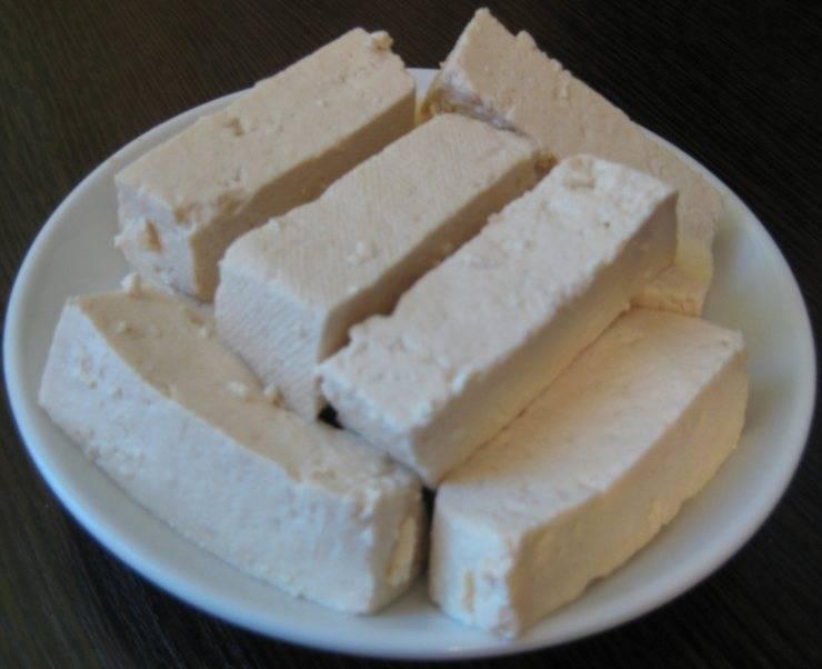 Соевый сыр тофу польза и вред