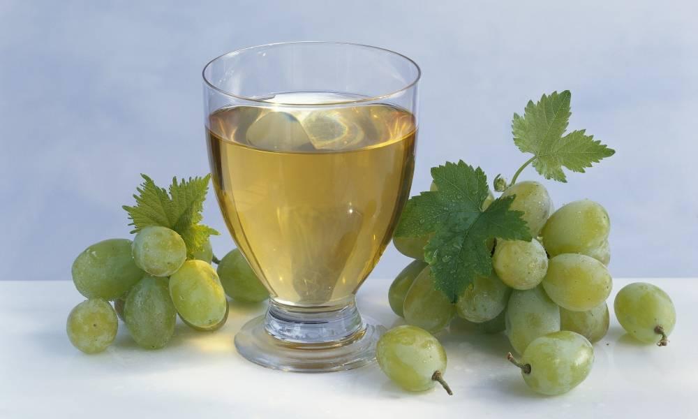 Виноградный сок — польза и вред для организма