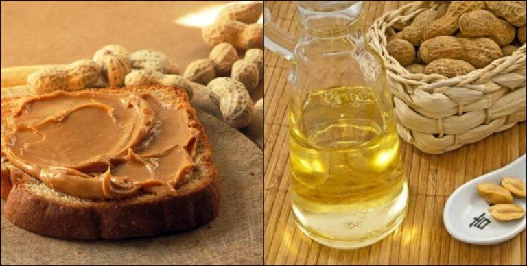 Масло арахисовое польза и вред как принимать