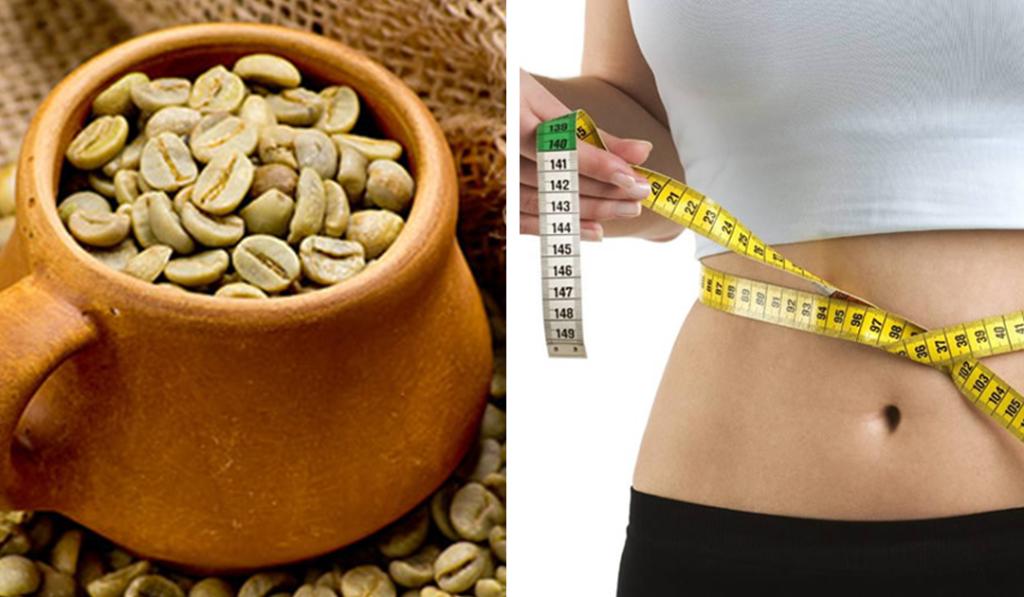 Зеленый кофе для похудения: польза и вред
