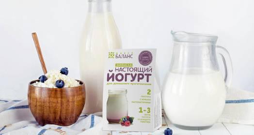 Йогурт, польза и вред для организма человека