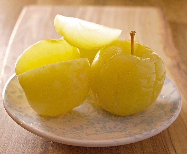 Свежие яблоки польза и вред для здоровья