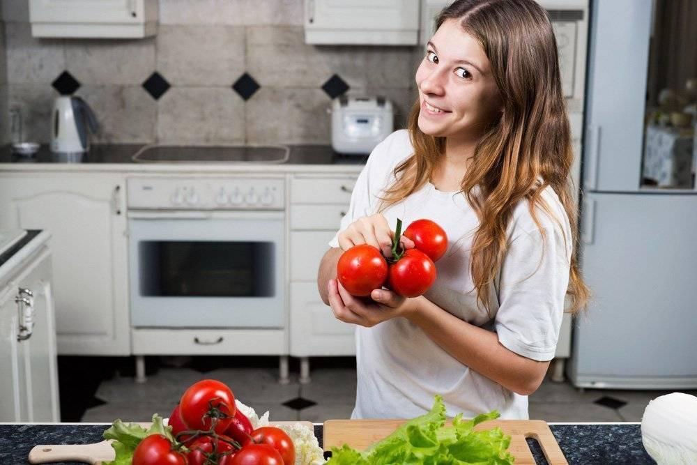 Можно ли есть помидоры при беременности