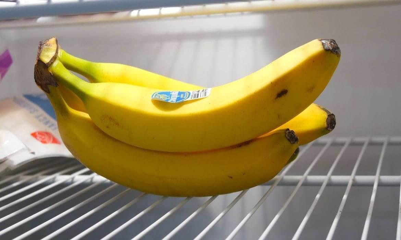А вы правильно храните бананы?