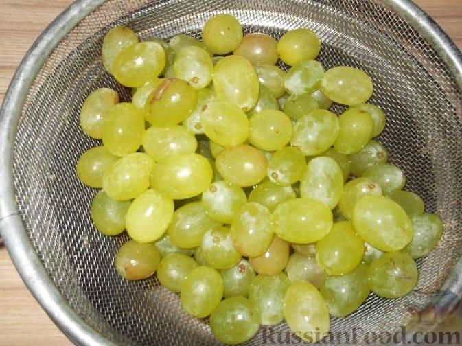 Рецепты приготовления варенья из черного винограда