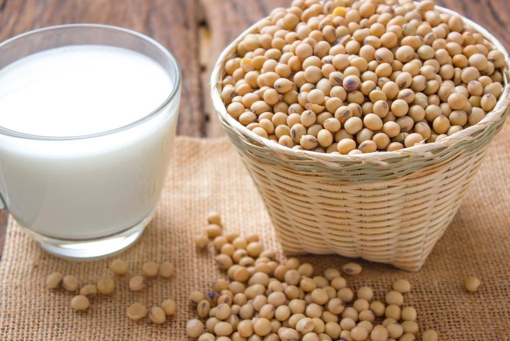 Соевое молоко: плюсы и минусы