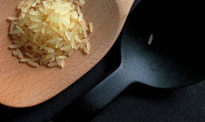 Рис в рационе кормящей мамы