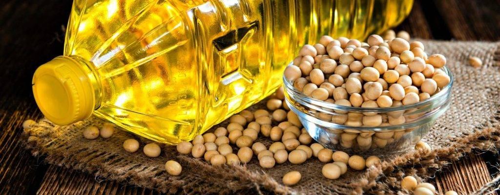 Соевое масло, его польза и вред