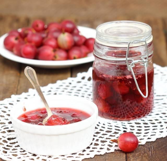 Как варить варенье из вишни с косточками