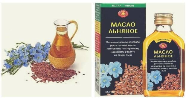 Льняное масло: лечебные свойства, польза, вред, правила применения