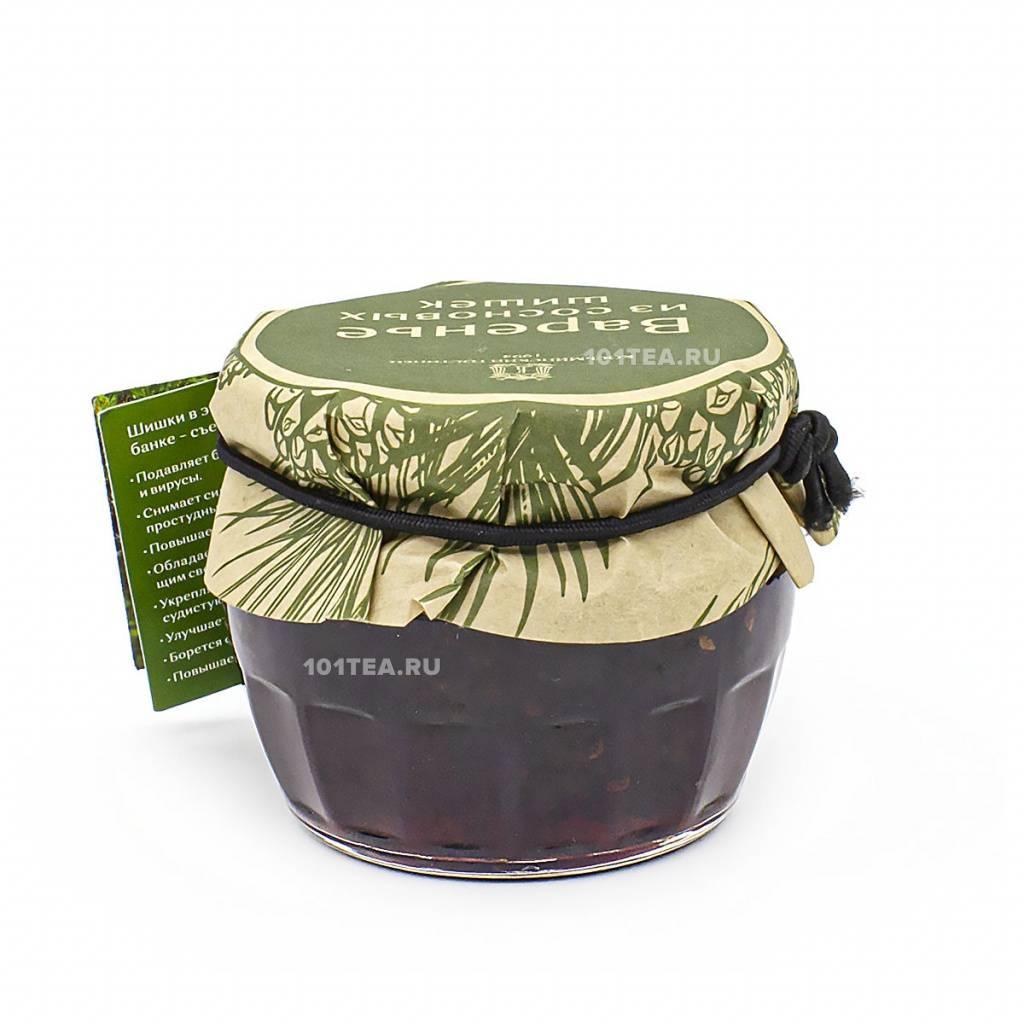 Варенье из сосновых шишек: вкусные и полезные рецепты