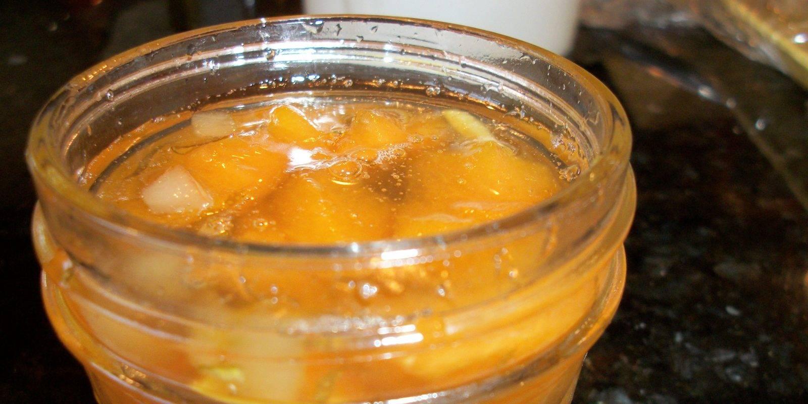 10 рецептов ароматного варенья из дыни