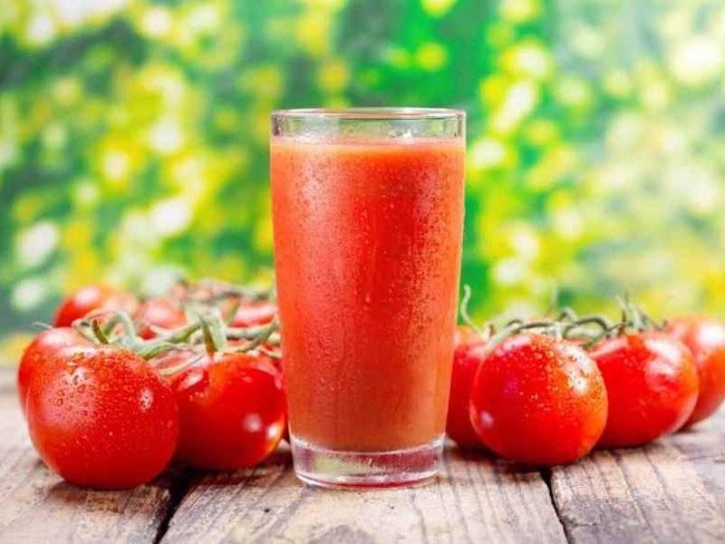 14 причин выпить стакан томатного сока