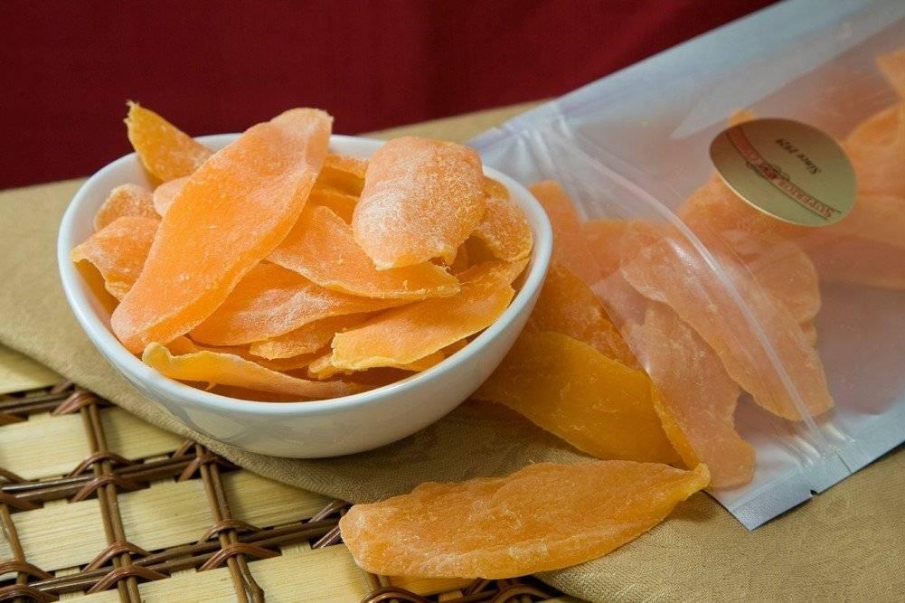 Полезные свойства манго, показания и противопоказания к применению