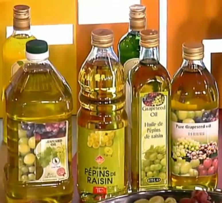 Виноградное масло польза и вред, как принимать и использовать
