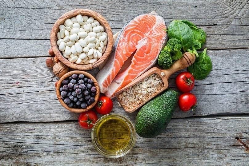 Топ-30 продуктов питания, полезных для сердца и сосудов
