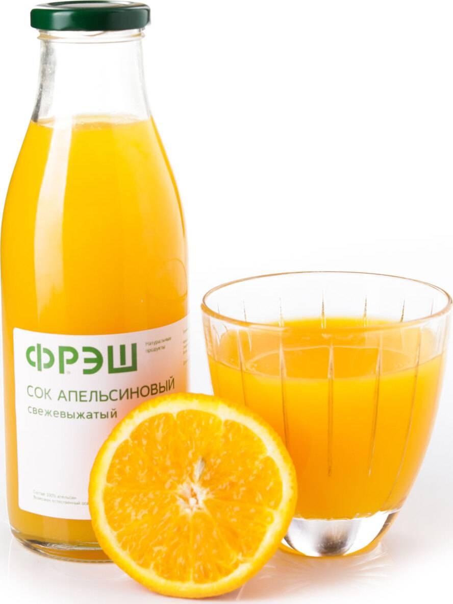 Польза и вред свежевыжатого апельсинового сока – здоровый образ жизни