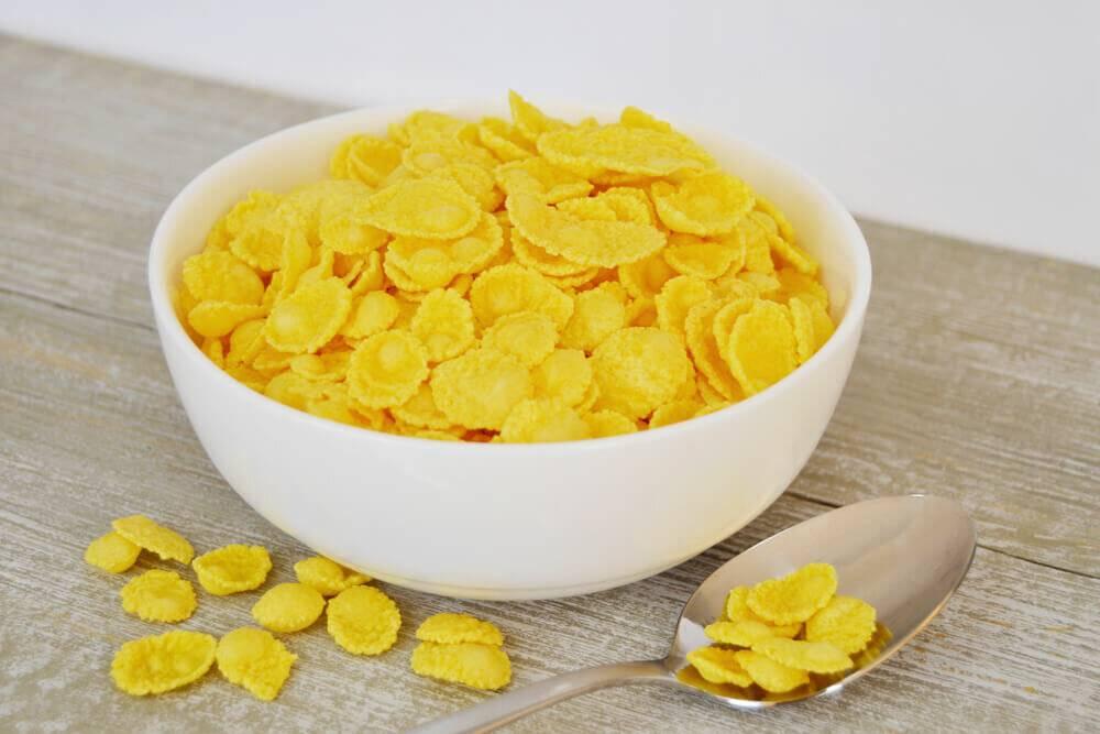 Чем полезны кукурузные хлопья для организма