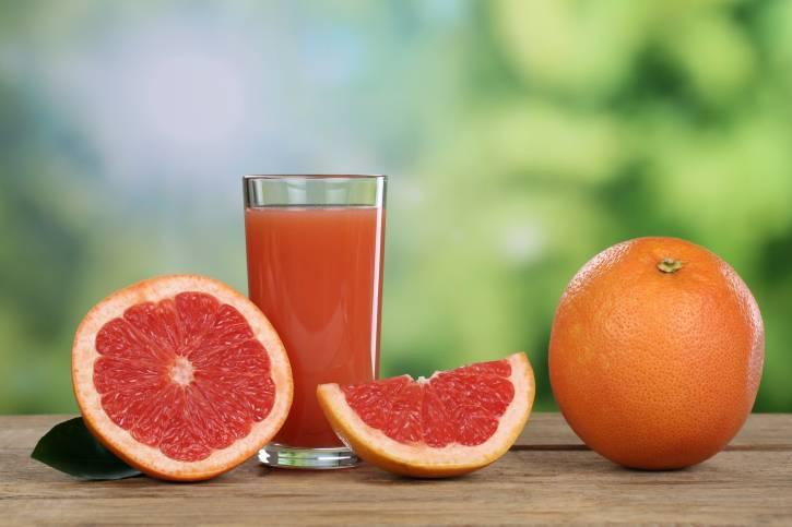 Грейпфрут: польза и вред для организма, с чем  есть нельзя