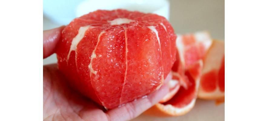 Как надо и как можно есть грейпфрут при похудении