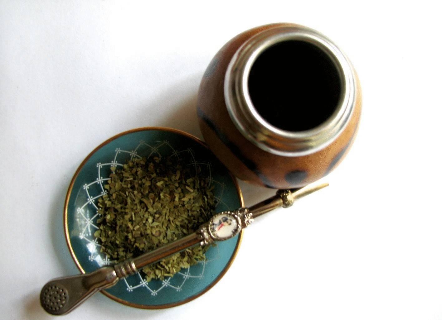 Парагвайский чай мате
