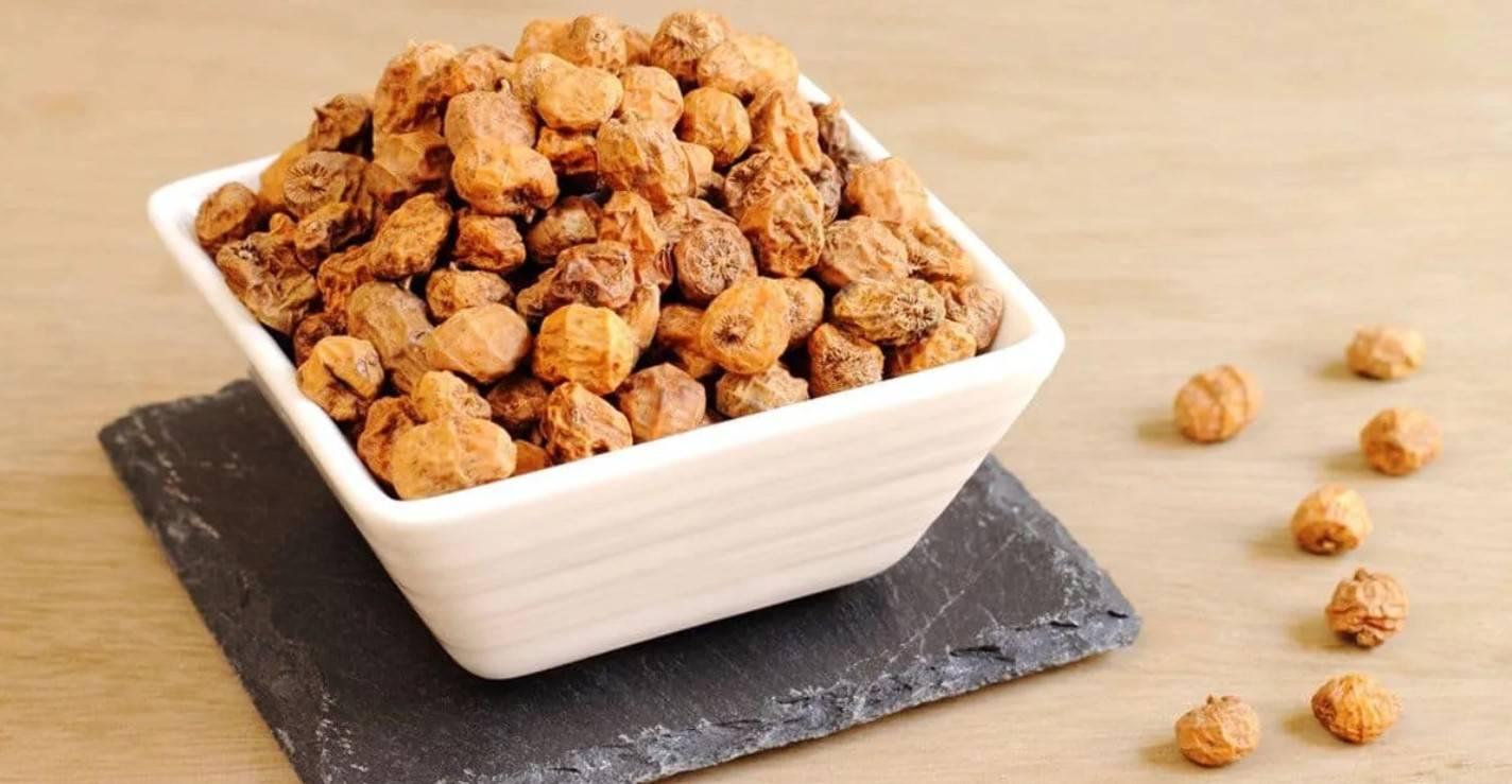 Орех чуфа выращивание и сбор урожая