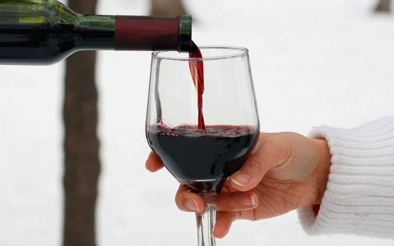 Белое вино польза и вред для женщин