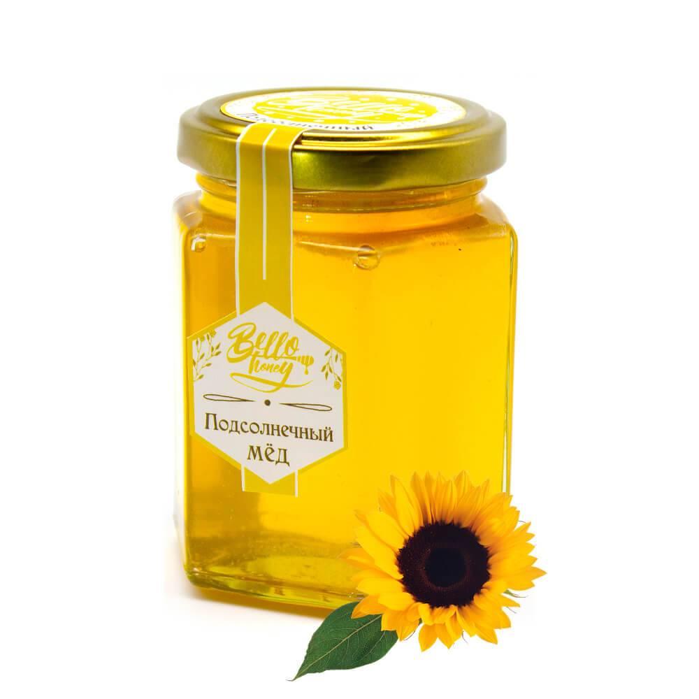 Мед из подсолнечника: полезные свойства и противопоказания, как выглядит, отзывы, фото