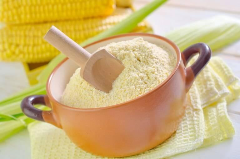 Кукурузный крахмал: вред и польза, отличие от картофельного