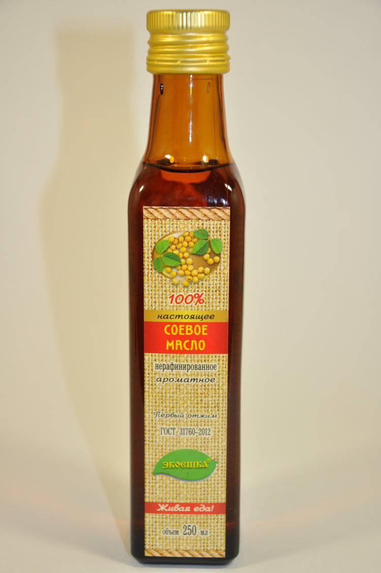 Полезные свойства масла из сои и применение в кулинарии и косметологии