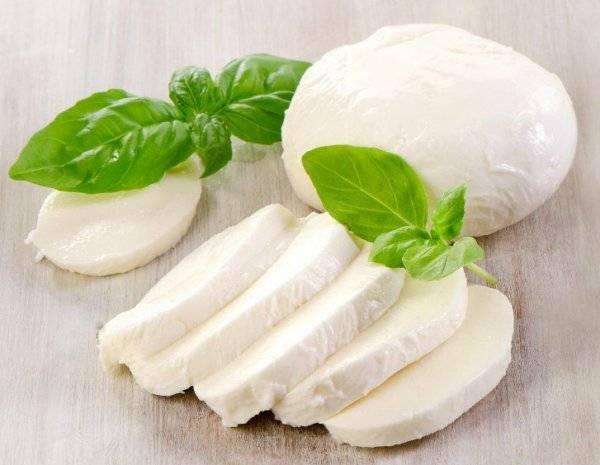 Чем полезен сыр моцарелла для нашего организма