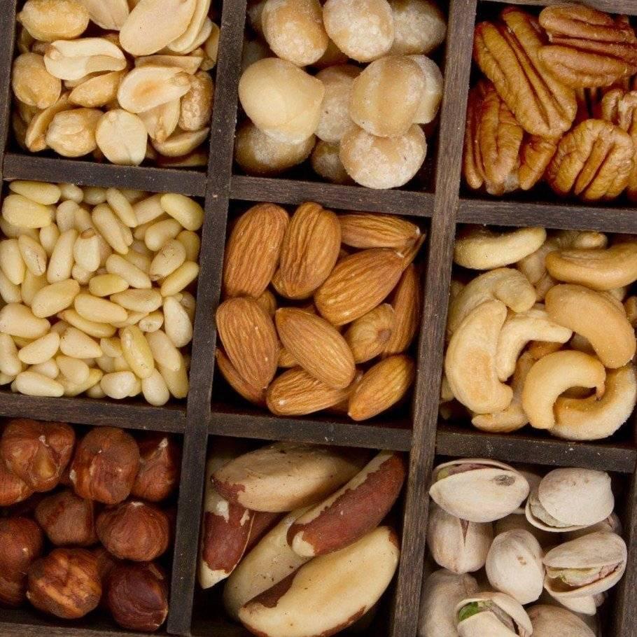 Пять самых полезных орехов