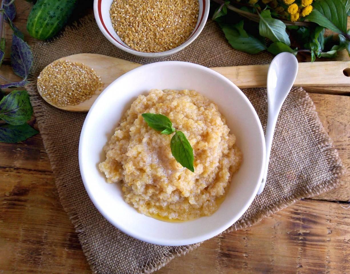 Польза и вред пшеничной каши: злаковое блюдо для похудения, оздоровления, красоты